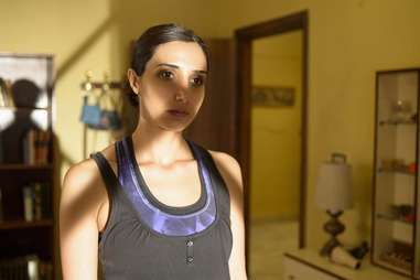 Narges Rashidi in under the shadow